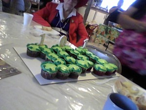 101 in Cupcakes